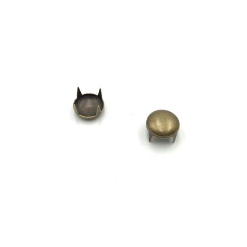 Металлические круглые заклепки 7 мм