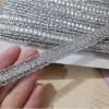 Купить тесьма декоративная 14 мм (серебро) в Минске