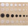 Купить кнопки пришивные пластик 10 мм в Минске.