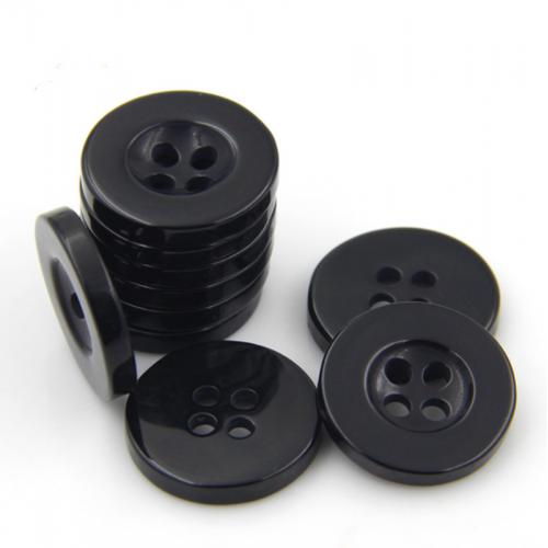 Купить пуговицы 15 мм (черный) в Минске