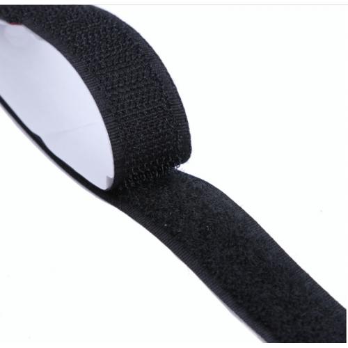 Контактная лента (липучка) с липким слоем 50 мм